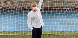 Mourinho denuncia e Uefa encontra gol 5 centímetros mais baixo na Liga Europa