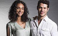 Debora Nascimento e José Loreto
