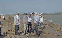IMA emite nota técnica sobre situação do óleo nas praias de Alagoas