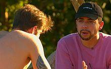 Claudinho Matos e Lucas Selfie da Ilha Record