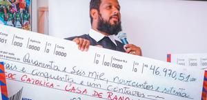 Sefaz vai sortear hoje o pagamento do prêmio Nota Fiscal Cidadã