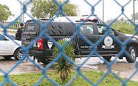 Vistoria no Presídio Baldomero Cavalcanti recebe reforço do CFAP