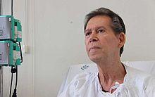 O mineiro Vamberto de Castro, de 62 anos, tinha um câncer terminal. Cerca de 1 mês após o tratamento, ele não apresenta mais sinais da doença