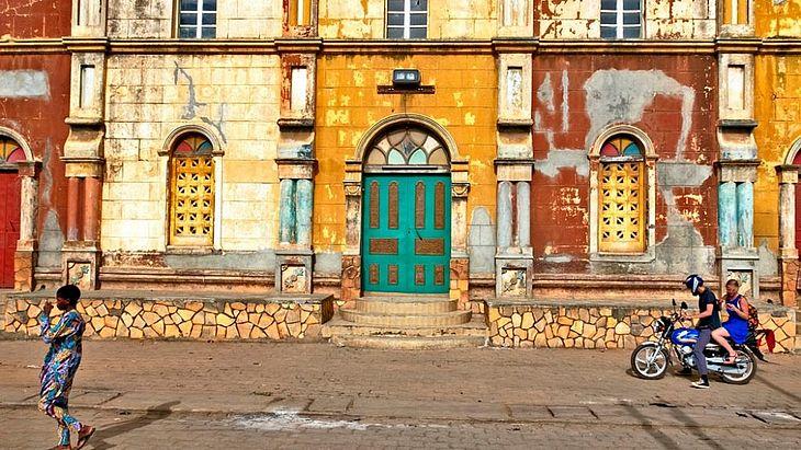 Fotografias retratam aspectos da República do Benin