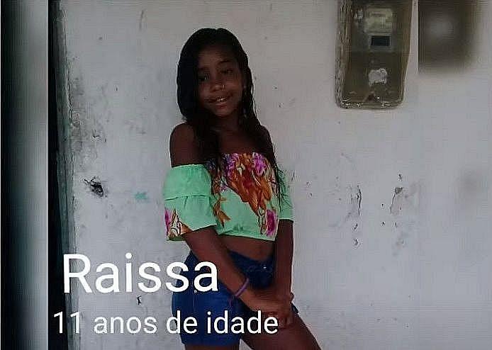Menina foi encontrada morta em Rio Largo
