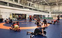 No tapete e na areia, alagoanos conquistam 8 medalhas no Brasileiro de Wrestling