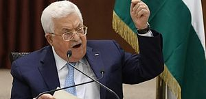 Líder palestino pede conferência de paz da ONU em 2021