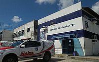 Jovem que transportava droga em carro de app é preso em Serraria