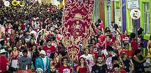 Veja a previsão do tempo para o domingo no Carnaval de Recife e Olinda