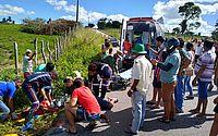 Duas pessoas morrem em acidente entre motocicletas próximo a Viçosa