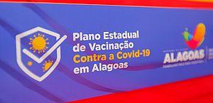 723 mil alagoanos serão vacinados na fase inicial da imunização contra covid-19