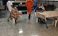 Após chuvas, moradores de Santana passam por quarentena em abrigos improvisados