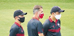 CBF libera e jogadores com covid do Atlético-GO poderão enfrentar Flamengo