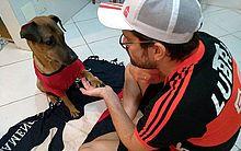 Torcedor rifa ingresso da Libertadores para tratar cão com câncer