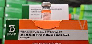 Alagoas recebe mais 15 mil doses da vacina Coronavac neste sábado (08)