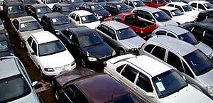 Tribunal de Justiça leva 50 carros a leilão