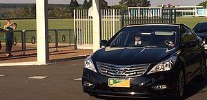 Senado estuda retirar placas de identificação de carros oficiais