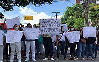 Trabalhadores do Hospital Sanatório cobram direitos trabalhistas e respostas sobre realocação