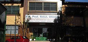 Escola onde ocorreu o ataque