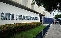Covid-19: Santa Casa segue com paciente internado em UTI; hospital já notificou 109 casos suspeitos