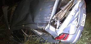 Capotamento na AL-101 SUL deixa três feridos, em Piaçabuçu