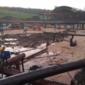 Rio Jacuípe é atingido por derramamento de melaço em Campo Alegre