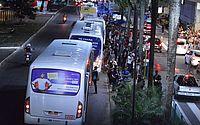 Ônibus de Natal vão deixar passageiros fora das paradas obrigatórias à noite