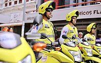 Passageiro de mototaxi é preso com drogas em Jacarecica