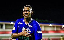 Walter marcou o gol da vitória do CSA contra o Sampaio Corrêa na 15ª rodada