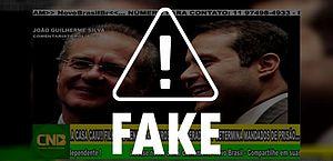 É falso que Governo de Alagoas seja alvo de operação da Polícia Federal