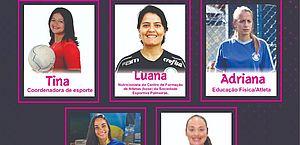 Começa hoje a '1ª Semana da Mulher Esportista', evento criado em São Miguel dos Campos