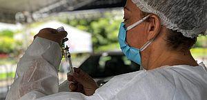 Maceió anuncia vacinação dos dois últimos grupos prioritários contra Covid-19