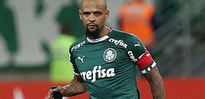 Tribunal suspende Felipe Melo por 4 partidas no Campeonato Brasileiro