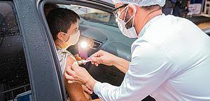 1.168.653 doses das vacinas contra a Covid-19 foram aplicadas em Alagoas