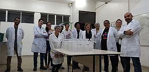 Produção é supervisionada pelo Conselho Regional de Química
