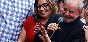 Anúncio de casamento com Lula precipita saída de namorada de Itaipu