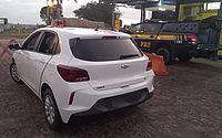 PRF prende foragido da Justiça com carro alugado que não havia sido devolvido