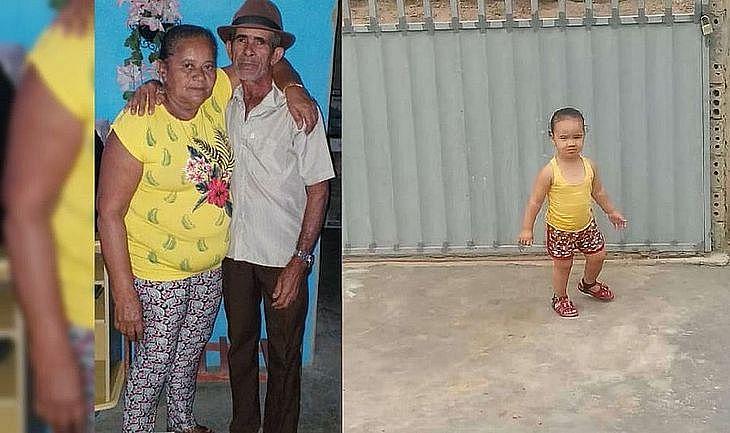 Casal de idosos e a criança foram mortos em casa, em São Sebastião