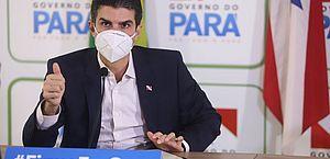 Não há escassez de oxigênio no Pará, diz governador