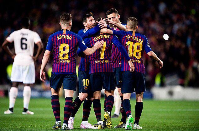 Rivaldo critica gesto de Coutinho à torcida do Barcelona
