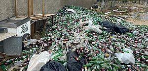 Complexo turístico do Gunga é multado em R$ 30 mil por descarte irregular de resíduos