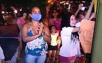 Moradores do Bom Parto bloqueiam vias e protestam contra 'abandono' do bairro