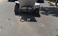 Dois turistas ficam feridos após acidente com buggy em Porto de Pedras
