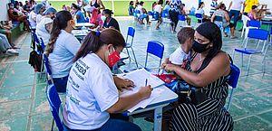 Cartão Cria: quase 500 gestantes carentes de Maceió já se cadastraram