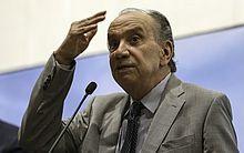 O ministro das Relações Exteriores, Aloysio Nunes Ferreira
