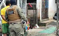 Operação conjunta recaptura foragido da Justiça alagoana