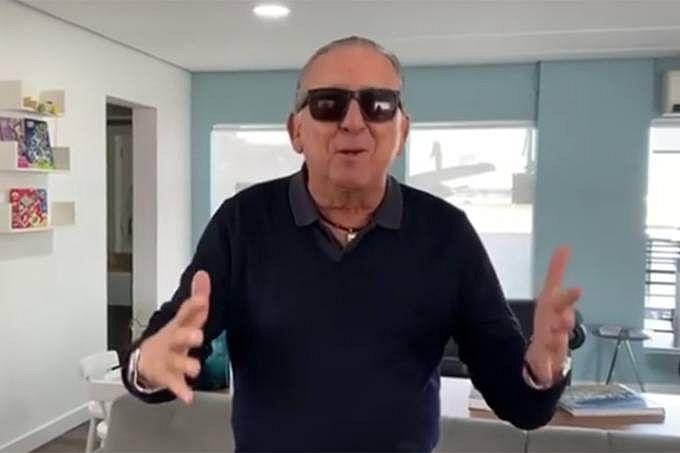 Galvão passou mal antes da final da Libertadores de 2019
