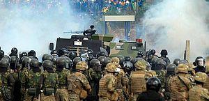 Confronto entre policiais e manifestantes deixa cinco mortos na Bolívia