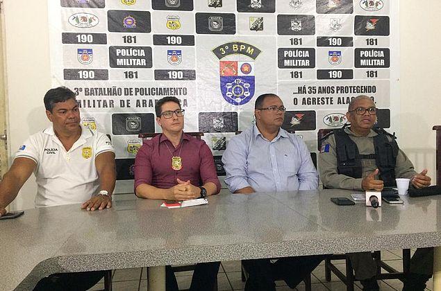 Polícia desarticula quadrilha suspeita de tráfico de drogas e homicídios