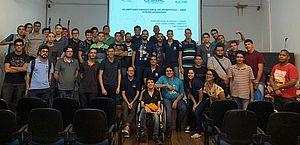 Cesmac sedia edição estadual da Olimpíada Brasileira de Robótica 2019